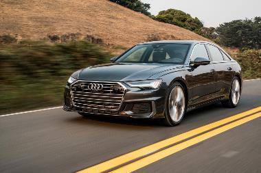 2019 Audi A6_Front_Left